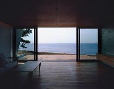 apollo architects position slash house in a nature park - designboom   architecture & design magazine