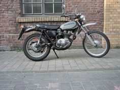 honda xl 250 '75. I had this bike in high school and college.