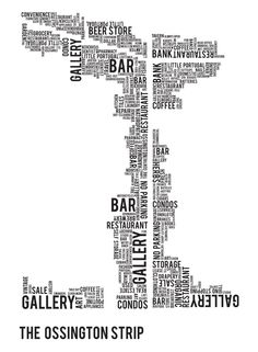 Illustration, design and creative work by Dave Murray. Dave Murray, Beer Store, Dollar Stores, Words, Creative, Toronto, Maps, Cloud, Projects