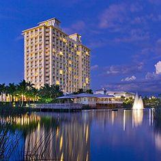 Hyatt Regency Coconut Point Resort and Spa- Bonita Springs, Florida. Coastalliving.com