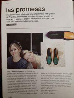 Luli y Sofi en la @FashionWayMag  Edición #13 Septiembre/Octubre