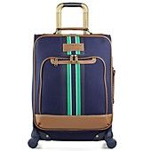 """Tommy+Hilfiger+Santa+Monica+21""""+Carry+On+Expandable+Spinner+Suitcase"""