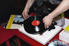 hifiStore - Kino Domowe, Hi-Fi Stereo, instalacje audio-video Audio, Turntable, Record Player