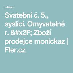 Svatební č. 5., syslíci. Omyvatelné r. / Zboží prodejce monickaz   Fler.cz