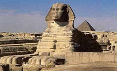 Great Sphinx at Giza