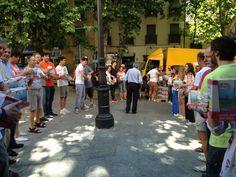 Toneladas de Alimentos de #CruzRoja para Pan y Peces #Solidaridad #ONG #Comida