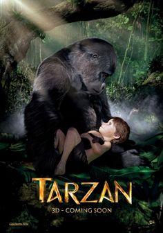 High Resolution / HD Movie Poster Image ( of for Tarzan Tarzan 3d, Tarzan Film, Disney Movie Scenes, Disney Movies, Zootopia, Hd Movies, Films, Classic Movies, Budget