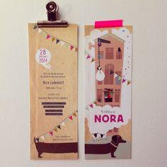 Birthcard, soo nice & original!