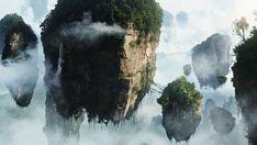 avatar-pandora-floating-rock-scenery.jpg 600×338 pixels