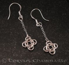 Not Tao 4 on a chain by Redcrow at Corvus Chainmaille, via Flickr