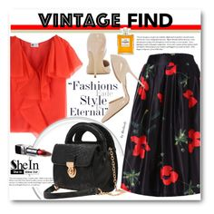 Favorite Vintage Find by beebeely-look on Polyvore featuring polyvore fashion style Lanvin AX Paris Chanel Cullen vintage clothing
