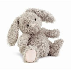 Pudge Bunny Soft Toy - - Extra Fluffy Plush Rabbit By Jellycat Jellycat, Cute Stuffed Animals, Baby Toys, Children's Toys, Baby Baby, Wallpaper, Cuddling, Plush, Teddy Bears