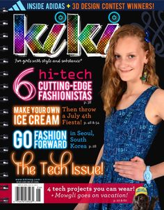 Kiki June-July 2014 edition - Read the digital edition by Magzter on your iPad, iPhone, Android, Tablet Devices, Windows 8, PC, Mac and the Web.