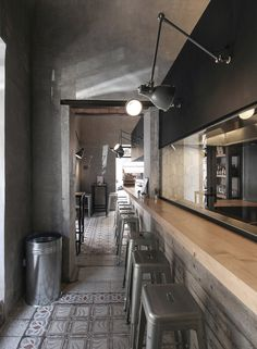Unto Fast Food Restaurant by Studio DiDeA, Palermo – Italy » Retail Design Blog