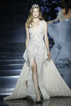 Fashion Friday: Zuhair Murad F/W Haute Couture 2015 Collection Fashion News, Fashion Brands, Red Carpet Party, Look 2015, Bouchra Jarrar, Couture 2015, Atelier Versace, Zuhair Murad, All About Fashion