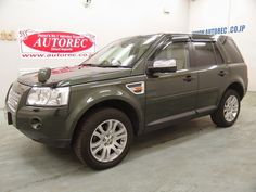 Japanese vehicles to the world: 2008 Landrover Freelander 2 HSE 4WD RHD for Tanzan...