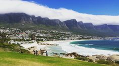 camps bay cape town. #campsbay #clifton #12apostles #twelveapostles #capetown #southafrica #nice #view #atlanticocean #beach #kindacloudy #capetowncgl by marcel_bannjar http://ift.tt/1ijk11S