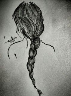 Hair fetish, lady pose, braided look, back pose, beautiful long hair #longhairlovers
