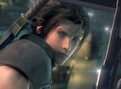 Zack Fair. Final Fantasy VII: Crisis Core.