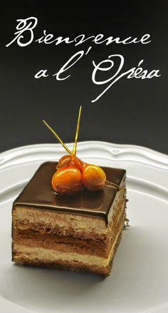 semi di zucca: Bienvenue a l'Opéra