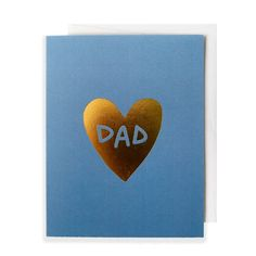 Father's Day – The Penny Paper Co. Wholesale Greeting Cards, Foil Stamping, Papers Co, Heart Of Gold, Fathers Day, Dads, Envelope, Canada, Color