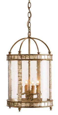 currey & company corsica lantern - chandeliers - lighting - Tuvalu Coastal Home Furnishings