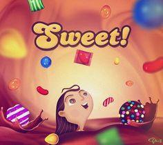 Illustrations + color with photoshop by Denis Cetrari, via Behance