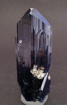 Azurite - Touissit, Oriental Region, Morocco | Fabre Minerals