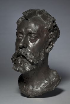 Auguste Rodin, bronze, Overall: x x cm x 8 x 11 in). Bequest of James Parmelee Modern Sculpture, Abstract Sculpture, Bronze Sculpture, Wood Sculpture, Metal Sculptures, French Sculptor, Auguste Rodin, Art Museum, Glass Art