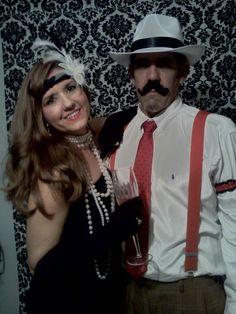 Fun Photos at Roaring Twenties party