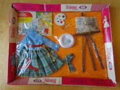 Vintage Japanese Exclusive Tammy fashion, NRFB