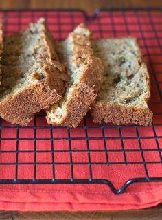 Gluten Free Zucchini Bread |foodnetwork.com