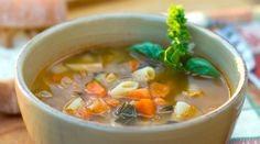 Belly Warmers: Winter Vegetable Soup - Total Women&#...