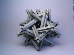another origami tesselation