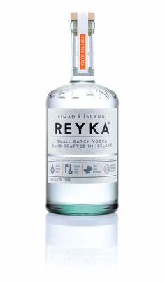 Reyka design by Here Design