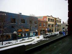 Downtown, Sudbury (outside view of the apt. Sudbury Canada, Greater Sudbury, Manitoulin Island, Canada Travel, Quebec, Ontario, Trip Advisor, Roots, Road Trip