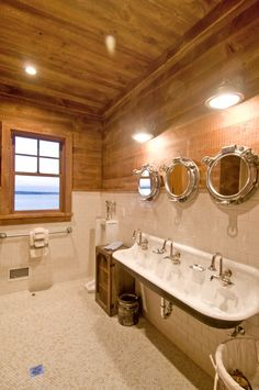 nautical bathroom fixtures