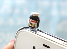 nutella earphone plug