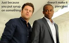 Its true. -Psych Psych Quotes, Shawn And Gus, Tv, Psychology Quotes, Television Set, Television