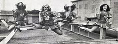Vintage Cheerleader Pictures from - Dixie Johnston Turpin - Photo School Cheerleading, Cheerleading Pictures, Cheerleading Uniforms, Permian High School, 1980s Pop Culture, Band Uniforms, Athletic Supporter, Sea To Shining Sea, Cheer Mom