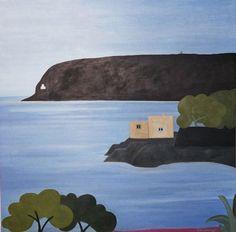 Cadaqués pintura / Work - Laia Armengol