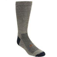 Under Armour 4531-FLG Mens ColdGear Outdoor Wool Blend Boot Socks 4531