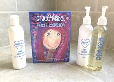 All-Natural Skincare for Babies + Toddlers | Grace Mabel Review