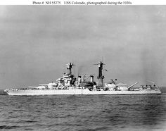 USS Colorado BB-45