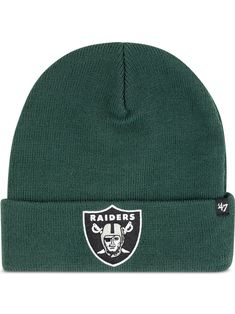 Knit Beanie, Beanie Hats, Raiders, Your Favorite, Supreme, Patches, Green, How To Make, Products
