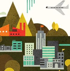 The Central Illustration Agency - contemporary commercial art and interactive motion graphics