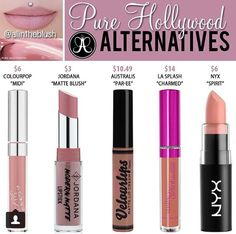 Anastasia Beverly Hills pure Hollywood dupes // @kathrynglee123