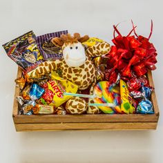 For the Wild Ones Hampers, Wild Ones, Goodies, Gift Wrapping, Christmas, Sweet Like Candy, Gift Wrapping Paper, Xmas, Gummi Candy
