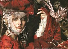 Magic Couture | by Steven Meisel for Vogue Italia, 2005