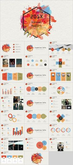 Business infographic : #powerpoint #templates #presentation #animation #backgrounds #pptwork.com#annual